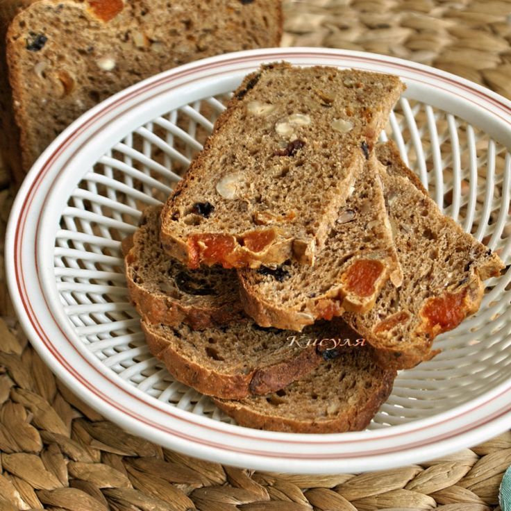 Фруктовый хлеб