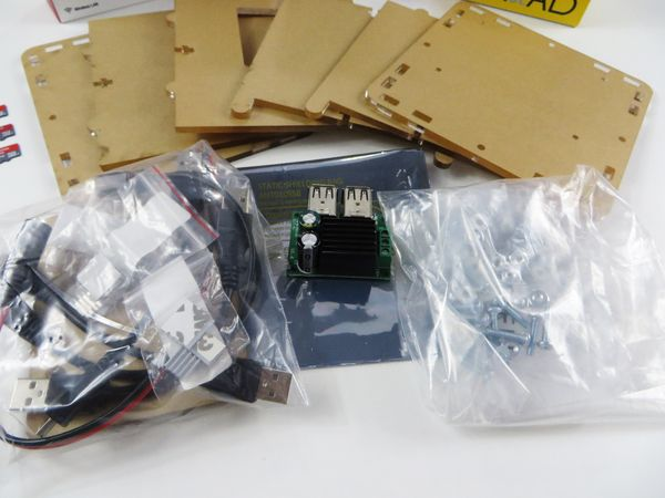 The Pico 3 Advanced Kit gives you everything you need to put together your own 3 node PicoCluster Computer Cluster Cube. For those that are looking for the experience of building your own cluster, but having everything you need to make it work, this is the kit for you. You can use this cluster to run almost any kind of distributed or parallel software. Run your own LAMP cluster, Docker, Kubernetes, Hadoop, ElasticSearch, Cassandra and many others. Also learn languages like Javascript, Java…