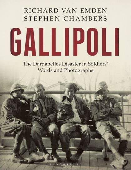 Presenting more than 150 never-before-published photographs of the campaign, many taken by the soldiers themselves, together with unpublished written material from British, Anzac, French, and Turkish sources, including eyewitness accounts of the landings, this is an unrivaled account of what really happened at Gallipoli.   Van Emden's gripping narrative and lucid analysis of Churchill's infamous operation complements Stephen Chambers's evocative images, showing how the rapid spre...
