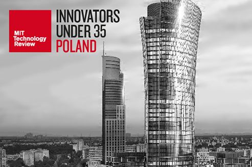 The Awards Ceremony for the 2nd Edition of Innovators Under 35 Poland will take place on 28 June at Warsaw Spire.