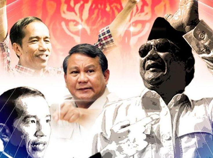 Dua Kandidat Capres Masuk Bursa Taruhan