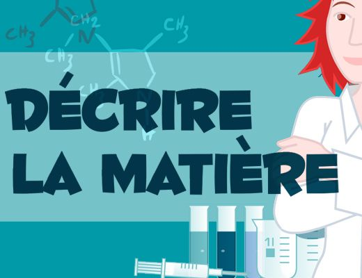 Chimie : décrire la matière.  http://education.francetv.fr/activite-interactive/chimie-decrire-la-matiere-o26736