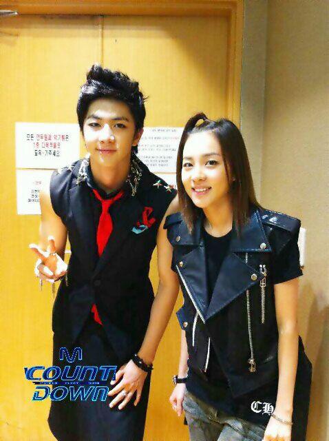 Thunder (Cheondung) ♡ #MBLAQ and Dara
