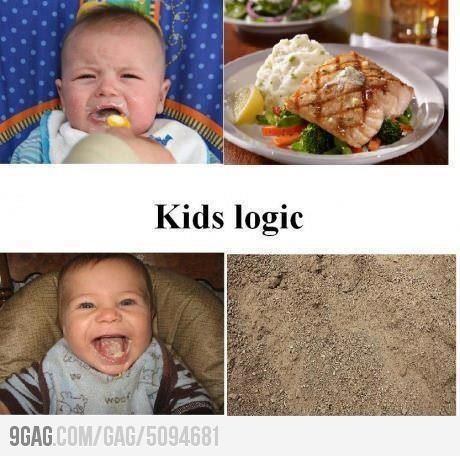 Kids...: Kids Logic, Funny Things, Funny Pictures, Funny Stuff, Funnies, Humor, Baby