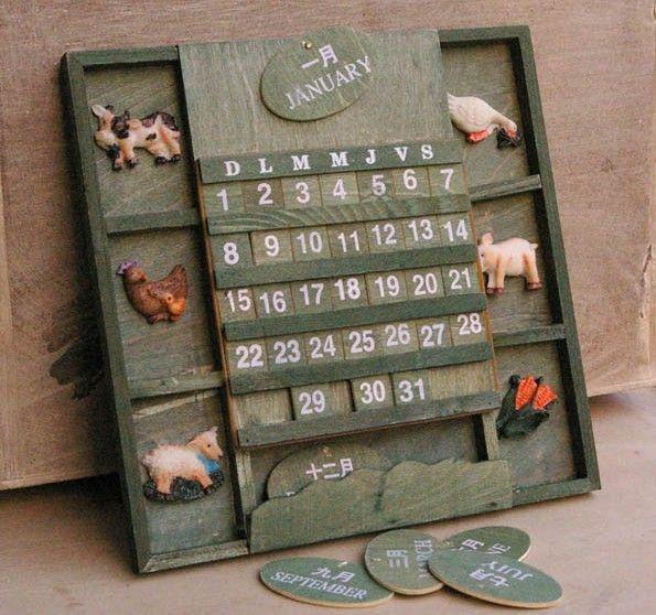 стратегия, настенные календари необычной формы фото некоторые них уже
