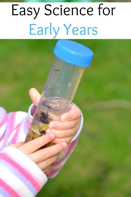 Early Years Science