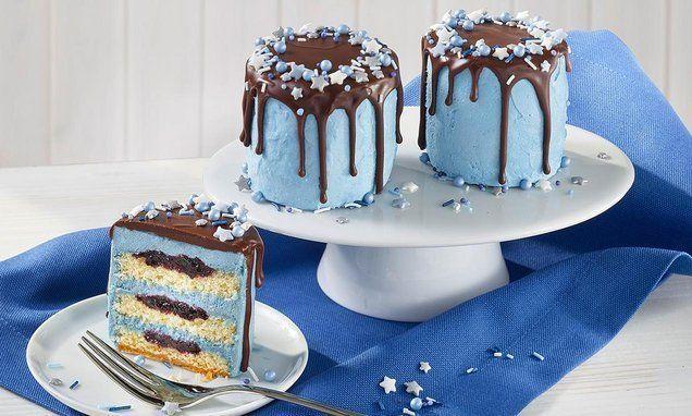 Vanilla Drip Tortchen Rezept In 2020 Torten Buttercreme Und Lebensmittel Essen