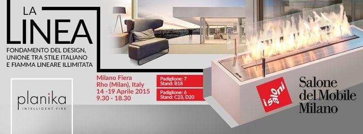 Milan Design Week 2015, Planika, Res Italia, Caccaro, Vibieffe  Planika Fires with Res Italia  Hall number: 7, Stand: B18   Planika Fires with Caccaro  Hall: 6, Stand: C23, D20   Planika Fires with Vibieffe  Hall: 5, Stand: M16  www.facebook.com/planikafire