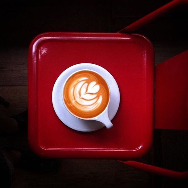 'decaf has never been this tasty' - @miskosadventure #redespresso #rooiboscappuccino #redcapuccino