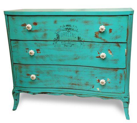 Mueble c moda antigua reciclada esta antiguedad est - Como restaurar una comoda ...