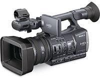 Sony HDR-AX2000 Professional HD..