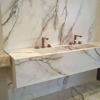 Paonazzetto para banheiro da su te decoracao pinterest - Houten buffet recyclen ...