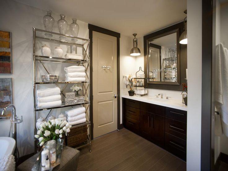 HGTV Dream Home 2014 Master Bathroom | HGTV