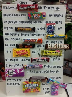 9 best images about Candy Grams on Pinterest | Candy bar ...