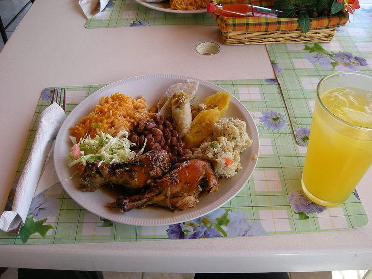 クレオール料理の一例 Creole Lunch In Dominica ◆ドミニカ国 - Wikipedia https://ja.wikipedia.org/wiki/%E3%83%89%E3%83%9F%E3%83%8B%E3%82%AB%E5%9B%BD #Commonwealth_of_Dominica