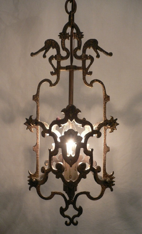38 best images about spanish revival on pinterest the for Spanish revival lighting fixtures