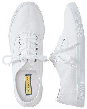 Aeropostale Womens Prince & Fox Neutral Low-Top Sneaker