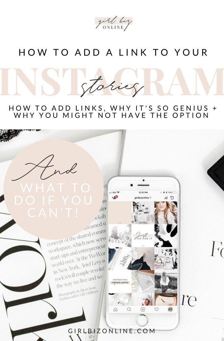 How To Add Link To Instagram Story Instagram Marketing Strategy Instagram Marketing Tips Instagram Marketing