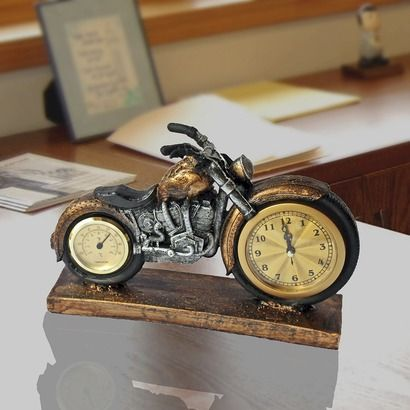17 best images about clocks on pinterest red cedar pine and black forest - Motorcycle cuckoo clock ...