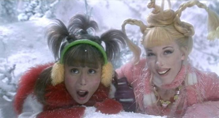 whoville costume hair - Google Search