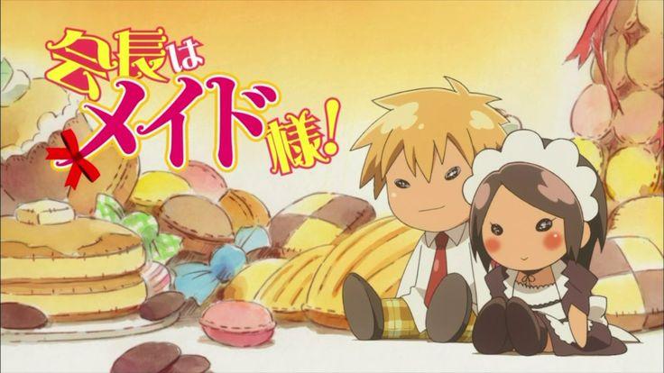 Adoro esos muñequitos Usui y Mizaki <3