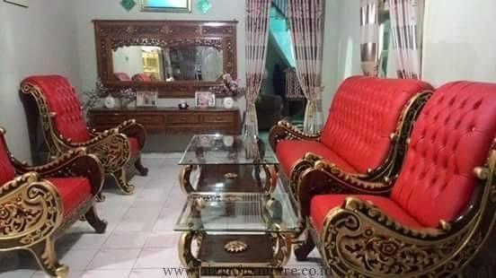 Kursi Tamu Sofa Raffi Ahmad