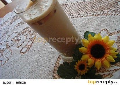 Moje ledová káva (bez šejkru) recept - TopRecepty.cz