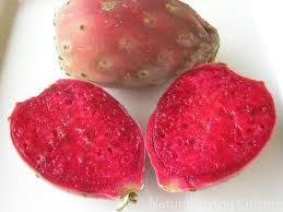 Prickly Pear Cactus Health Benefits: potent anti-inflammatory, contains a wide range of amino acids and vitamins( calcium magnesium,iron, vitamin a), helps lower blood sugar