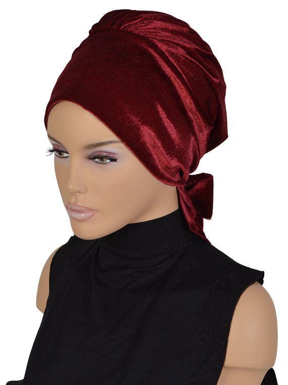 Ready To Wear Hijab  Code: HT-0046  Muslim Women by HAZIRTURBAN