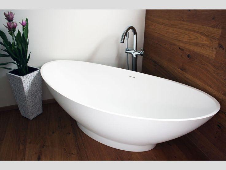 Die besten 25+ Gusseiserne badewanne Ideen auf Pinterest Rosa - freistehende badewanne