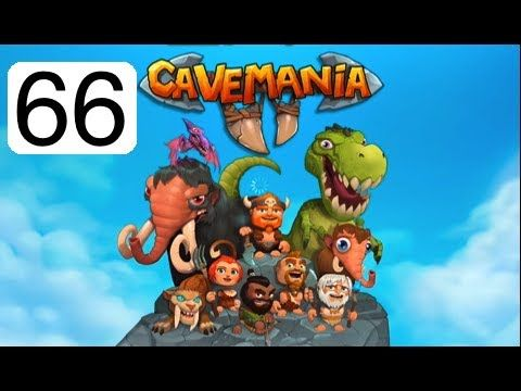Cavemania - Level 66 (No Boosters walkthrough on iPad) by edepot #cavemania #cavetips #usergenerated