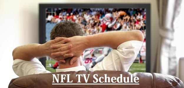 Hello NFL Fans! Collect your NFL TV Schedule 2016 - NFL preseason, NFL Regular season, Super Bowl 2017 TV Schedule Here. NFL TV Schedule By Team & By Week.