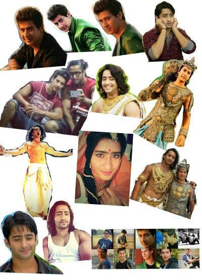 Arjuna as shaheer sheikh Abi manyu as paras arora
