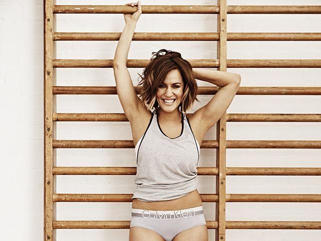 Caroline flack - exercises - workout - womens health uk