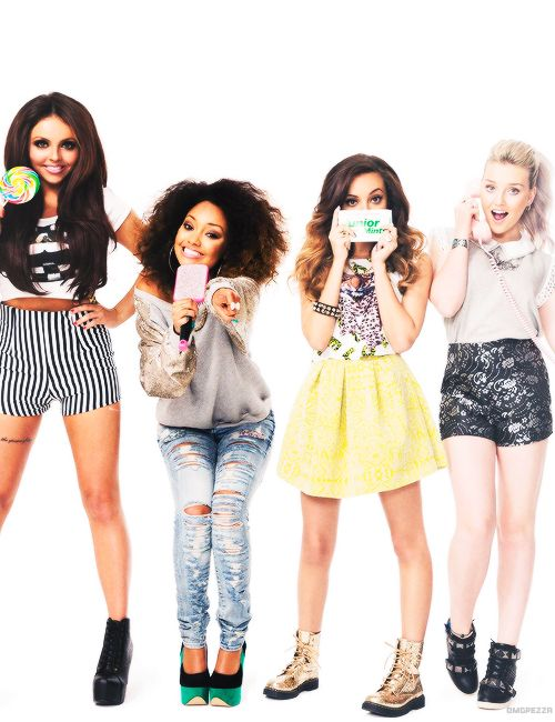 Click on the image until you get through to RespectPoint to give Respect to Little Mix. We'll share all your Respects on #RespectMixers. It's fun, easy and free to do. Let's see why everyone likes Little Mix!