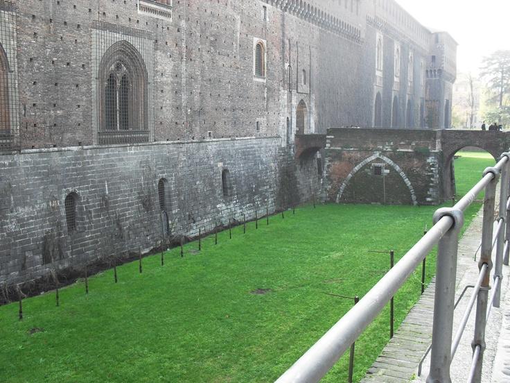 Palazzo Sforza, Milano