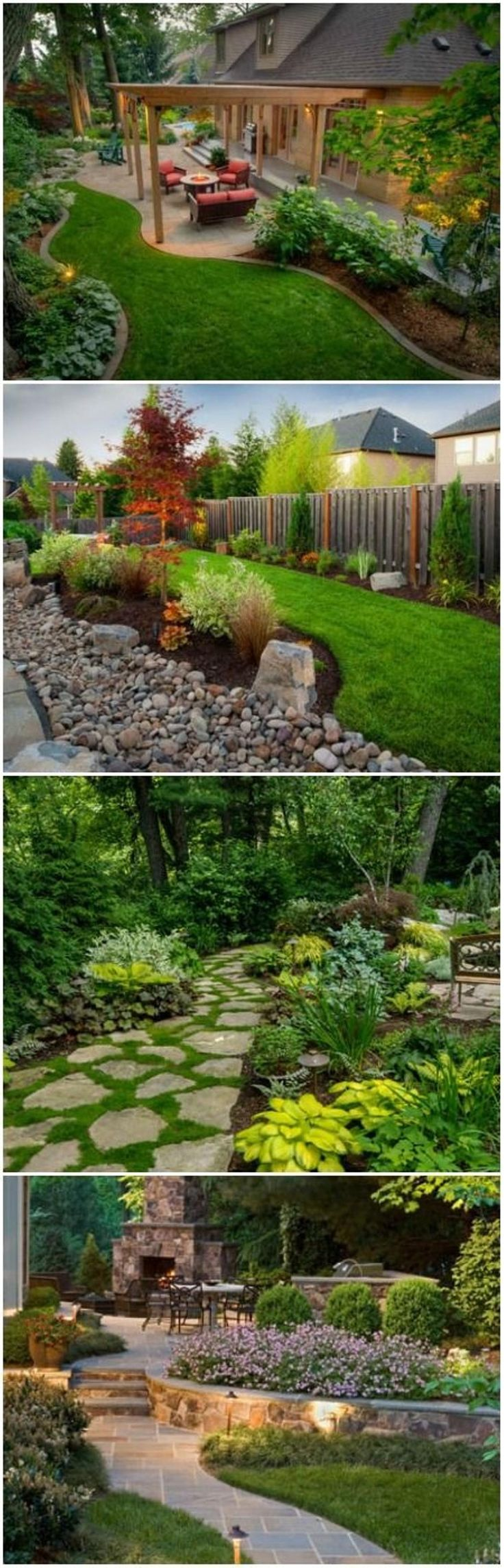 Spring is coming…error, spring is there and it's time to think to your garden and maybe rearranging it in order to have a beautifull garden as a nice place to stay this summer. Below, you will find a selection of 14 nice traditional landscape garden design ideas that mix flowers, grass, path, decorations, stones…So let […]