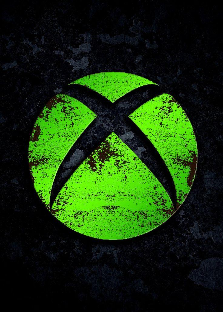 Xbox Logo Gaming Poster Print metal posters Displate