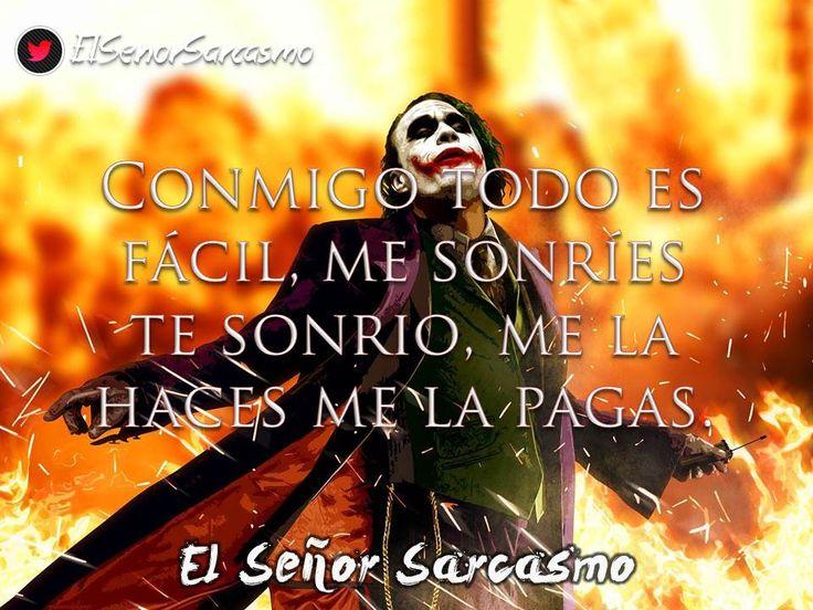 (8) El Señor Sarcasmo (@EISenorSarcasmo) | Twitter