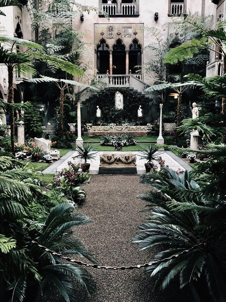 Isabella Stewart Gardener Museum: Boston, MA.