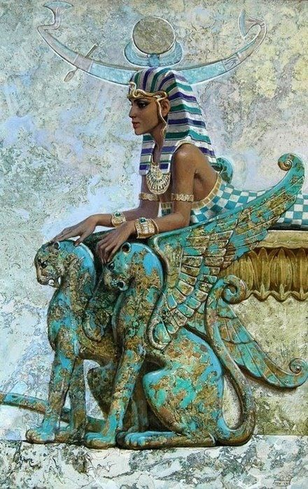Ancient Egypt | ❤ Gypsy style △ Via Afrikraaft www.pinterest.com/afrikraaft/ △ #fashion #illustration