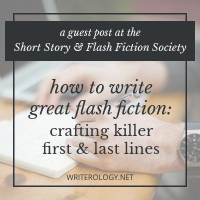When writing super short stories, every word counts—and nothing's more important than nailing those first and last lines. Learn how to craft a killer start and end to your microfiction masterpiece here.