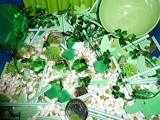 St. Patrick's Day Tub