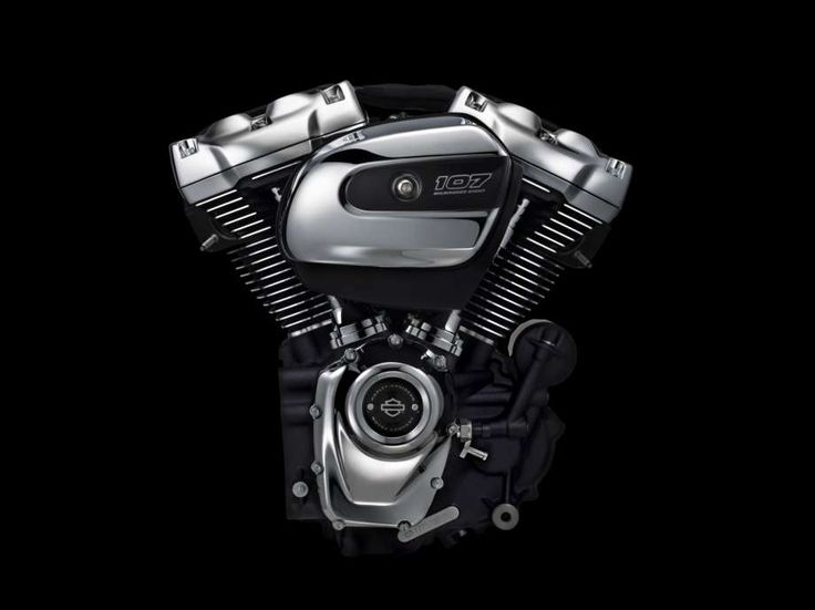 The all-new Harley-Davidson Milwaukee-Eight engine, ninth in the lineage of the…