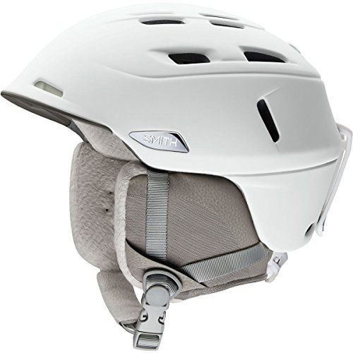 Smith Optics Compass Adult Ski Snowmobile Helmet - Pearl White / Medium * Want additional info? Click on the image.