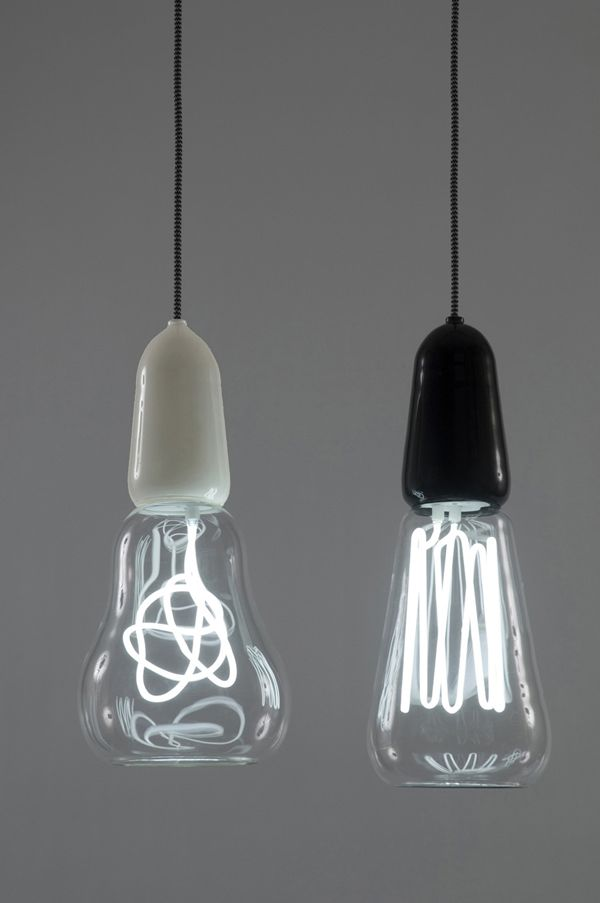 New filament lights from New Zealanders Scott Fitzsimons and Richard Hartle of Scott, Rich & Victoria