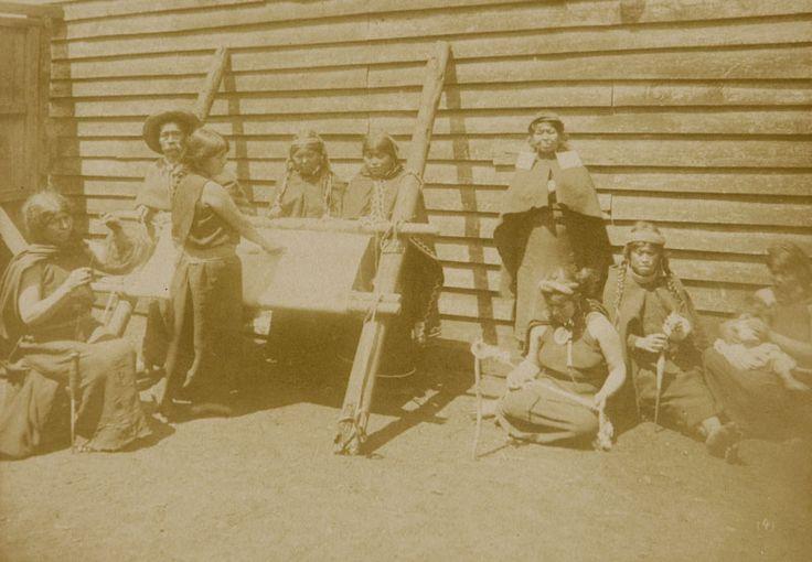 Retrato, mapuches