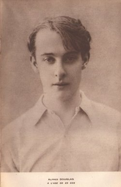 "Lord Alfred ""Bosie"" Douglas:  a cousin of the Wyndhams through his mother, he introduced Oscar Wilde to the group"