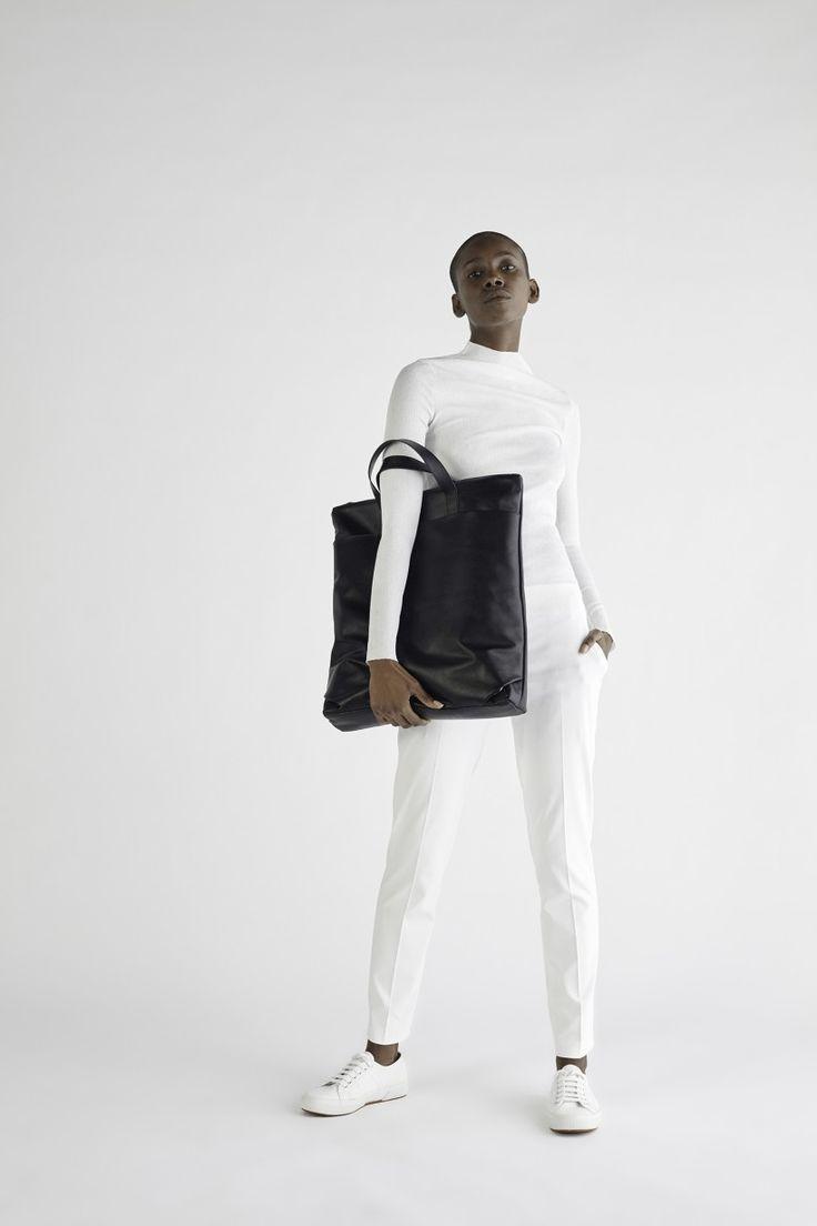 La Débraillée leather bags