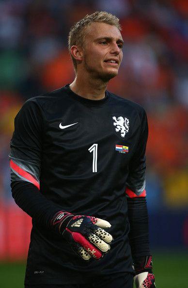 Jasper Cillessen of Holland